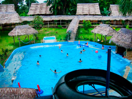 pool iquitos
